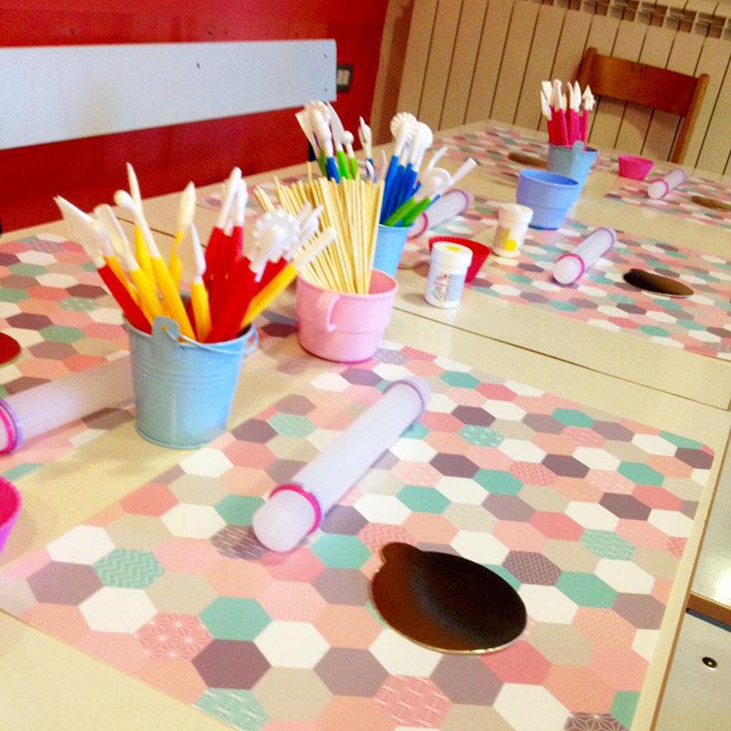 corsi cake design per bambini aversa